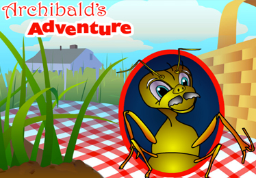Archibald's Adventure Game